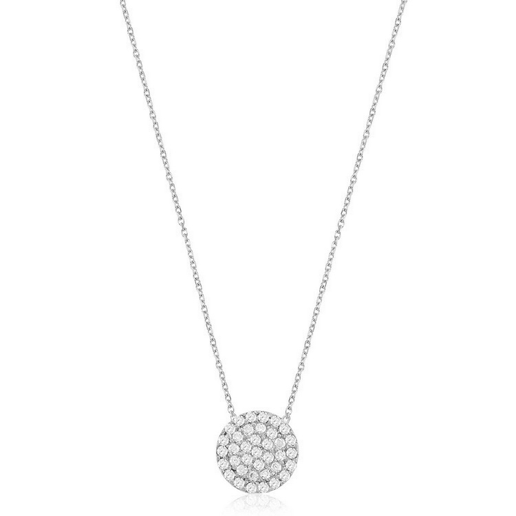 cosar-silver-sterling-silver-925-circle-necklace-with-cubic-zirkon