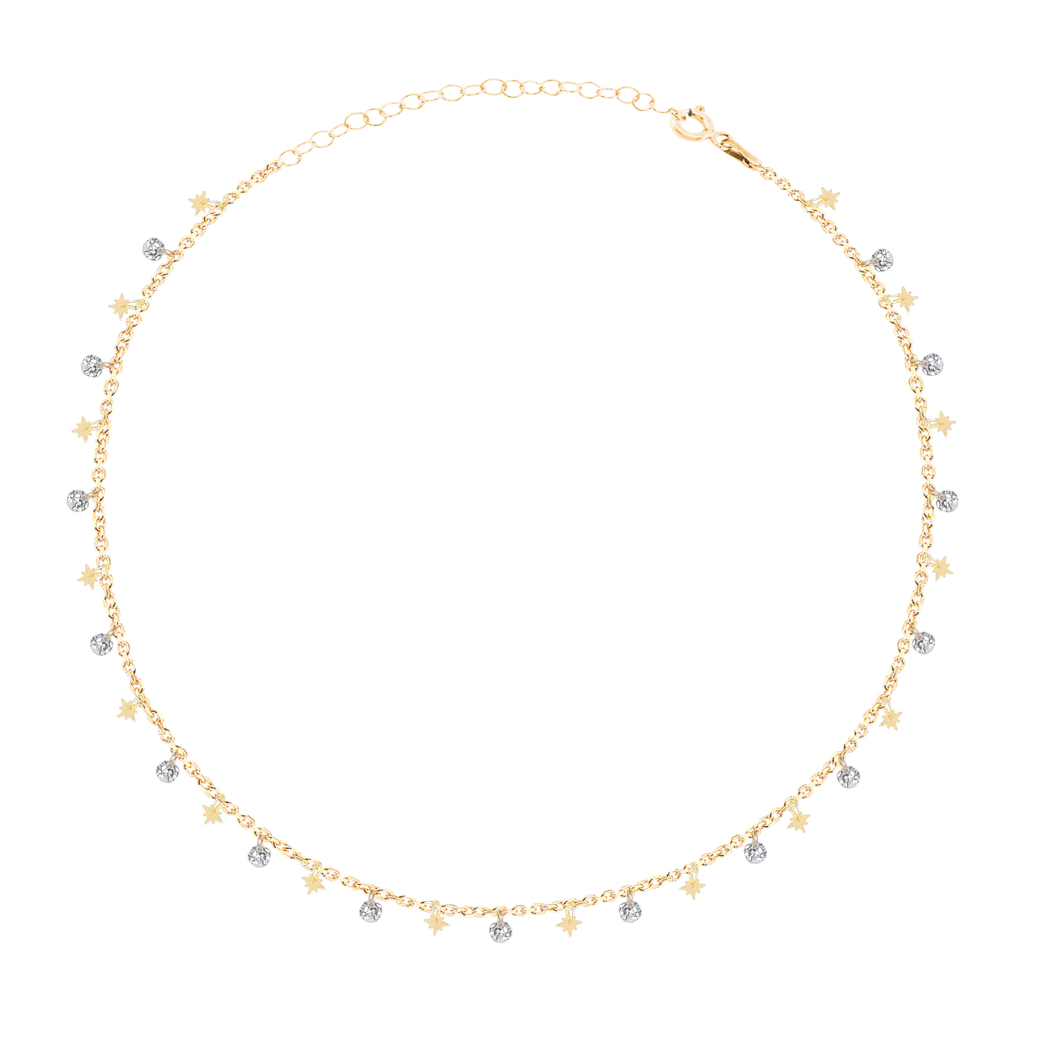 cosar-silver-sterling-silver-925-necklace-with-stars
