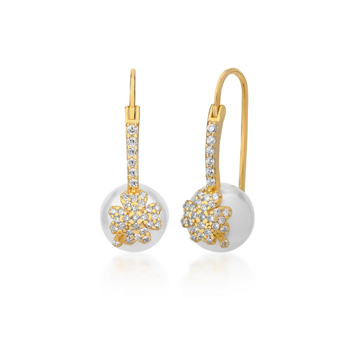 cosar-silver-925-sterling-silver-clover-earrings-with-pearls